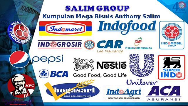 Bisnis Salim Group
